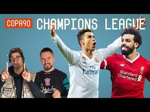 Is it Ronaldo vs Salah for UCL title & Ballon d'Or? | Champions League Show