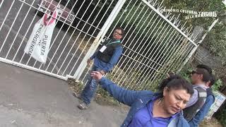 Retiro de rejas en Tepepan y Barrio 18