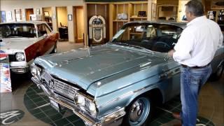 1963 Buick LeSabre walk around
