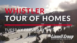 Whistler Tour of Homes - February 28, 2017
