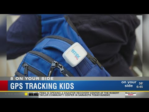 GPS trackers for kids