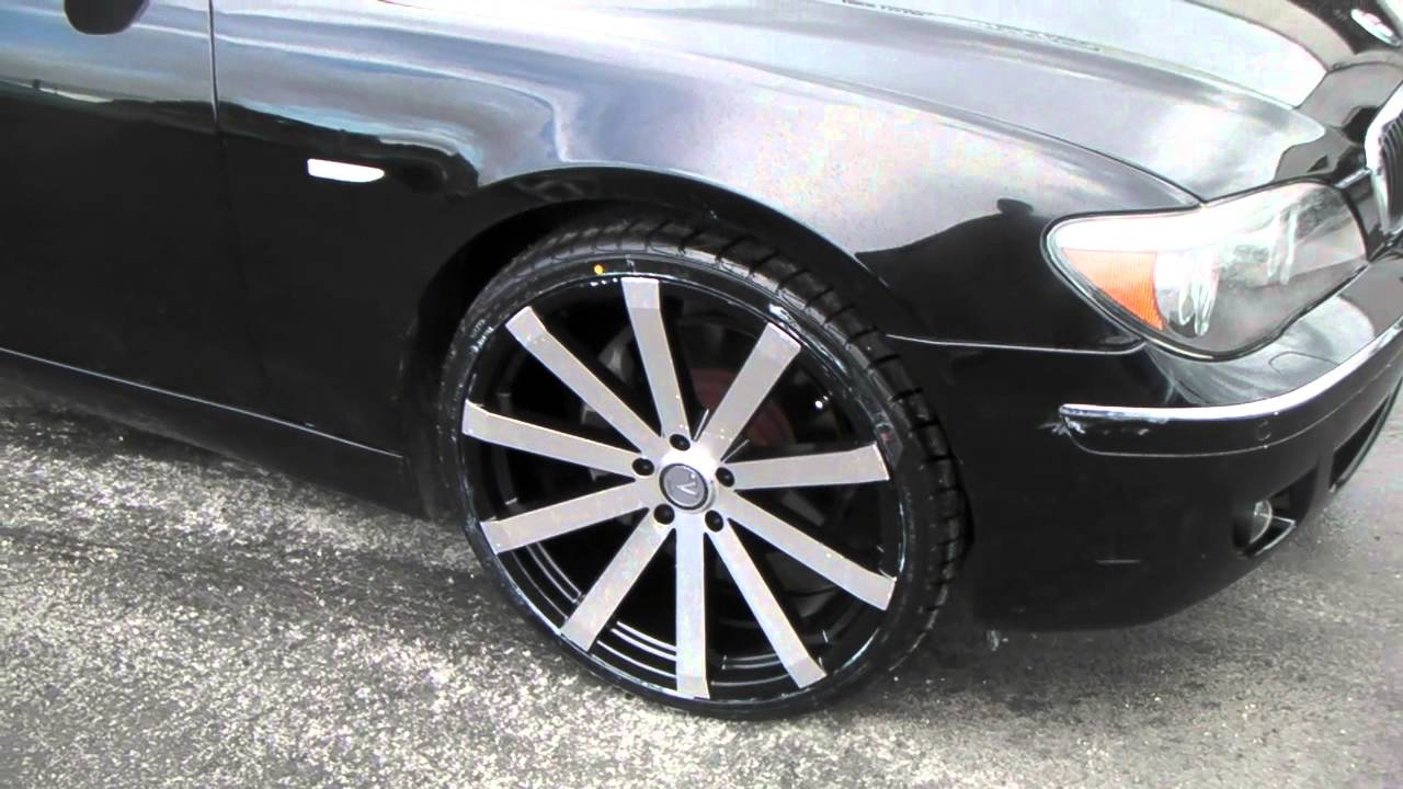 Bmw Rims 22 Inch >> Dubsandtires Com 22 Inch Velocity Vw12 V 12 Concave Black Wheels