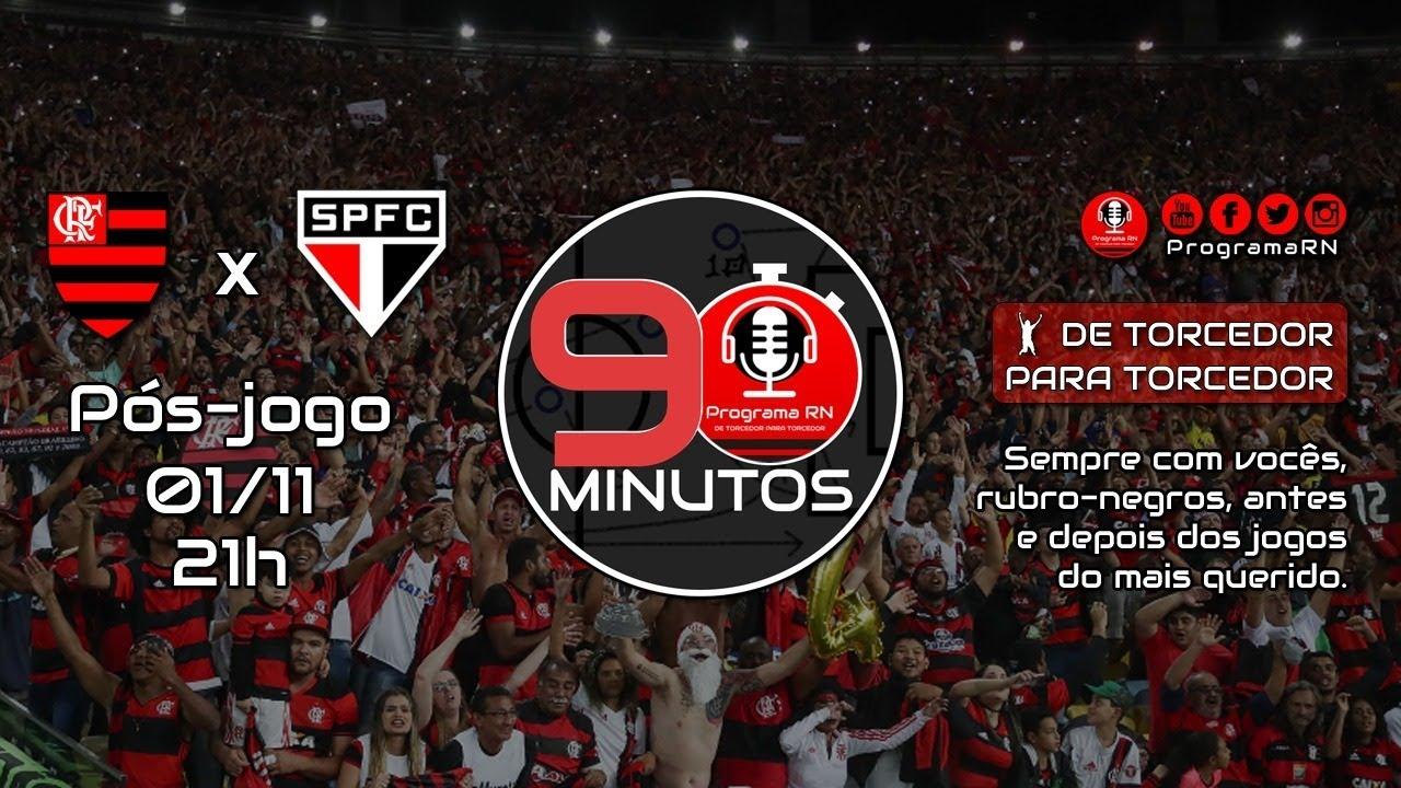 1/11/2020 - PÓS-JOGO   ProgramaRN 90 Minutos » Flamengo x ...