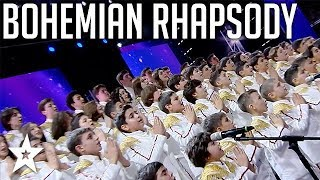 Choir Amazes Judges Singing Bohemian Rhapsody By QUEEN on Georgia