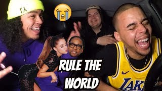 2 Chainz - Rule The World feat. Ariana Grande (Official Audio) REACTION REVIEW
