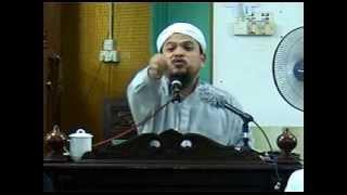 Ust Esa Deraman -  Mentaliti agama yang rendah