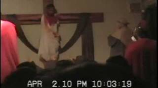 GYPSY S.F.G.M.  CHICAGO CHURCH  EASTER PLAY 1 OF 3.wmv