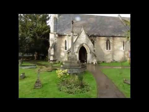 C.S.Lewis Oxford Tour: His Church, Grave & House (The Kilns) Headington Oxford