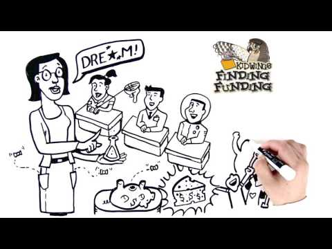 Kidwings Finding Funding Grant