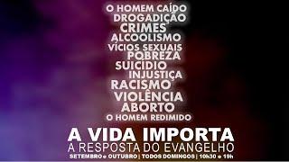 Culto Matutino  - 11/10/2020 |  O que o evangelho diz sobre violência infantil