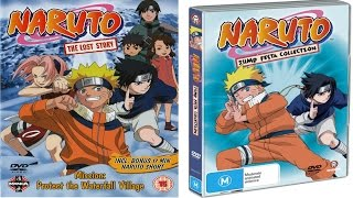 Naruto: The Lost Story - Mission: Protect the Waterfall Village Eng Dub