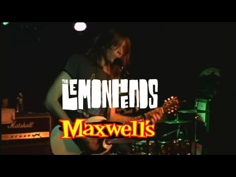 The Lemonheads Live at Maxwell's Hoboken, NJ 02-24-2007 Complete Set music