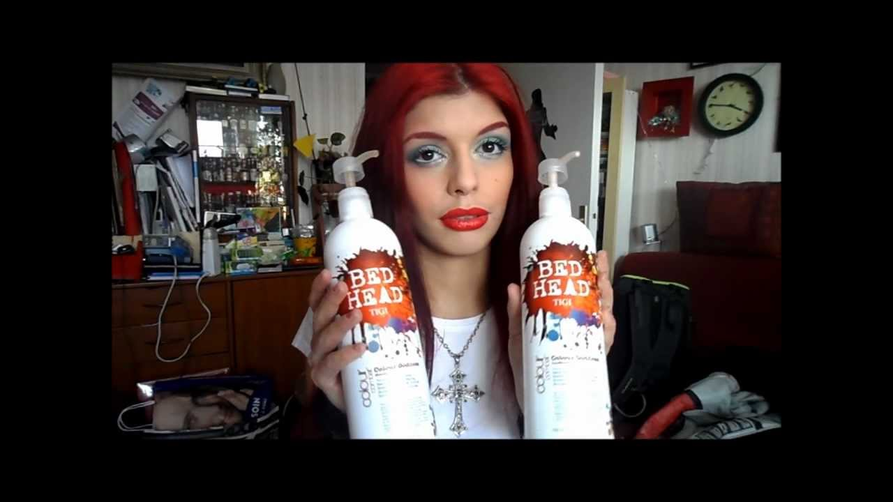 comment entretenir des cheveux colors rouges how to keep red hair bright and healty - Entretien Coloration Rouge