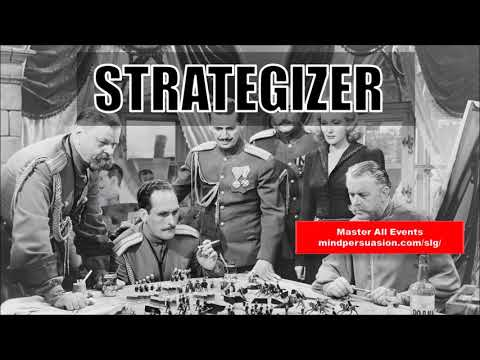 Strategizer - Become A Master Tactician - Always Stay One Step Ahead - Subliminal Affirmations