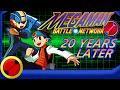 - Jacking-In 20 Years Later! - Mega Man Battle Network Review