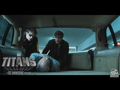 Titans | Dick & Jason | DC Universe | The Ultimate Membership