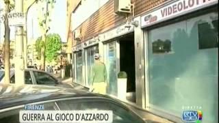 Una storia di dipendenza da gioco - Rtv38 Firenze 20 maggio 2012
