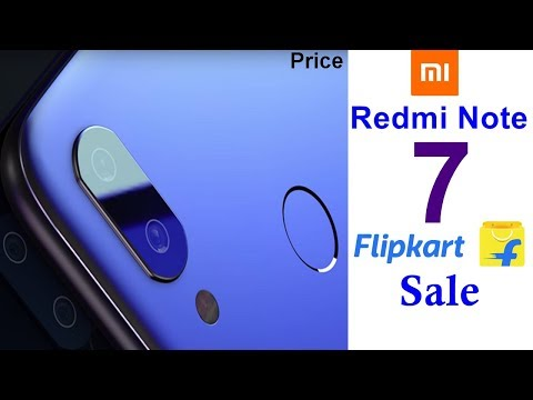 Redmi Note 7 Price In India, Launch Date Flipkart, Specifications, Features, Review Camera Mp3
