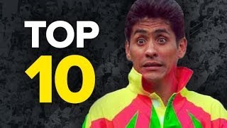 Top 10 WORST World Cup Kits
