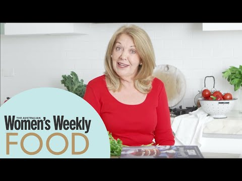 Welcome To The Australian Women's Weekly Cookbooks YouTube Channel