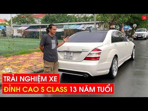 Đỉnh Cao S Class - S550 AMG 13 Năm Tuổi | Trải Nghiệm Xe | 360Xe