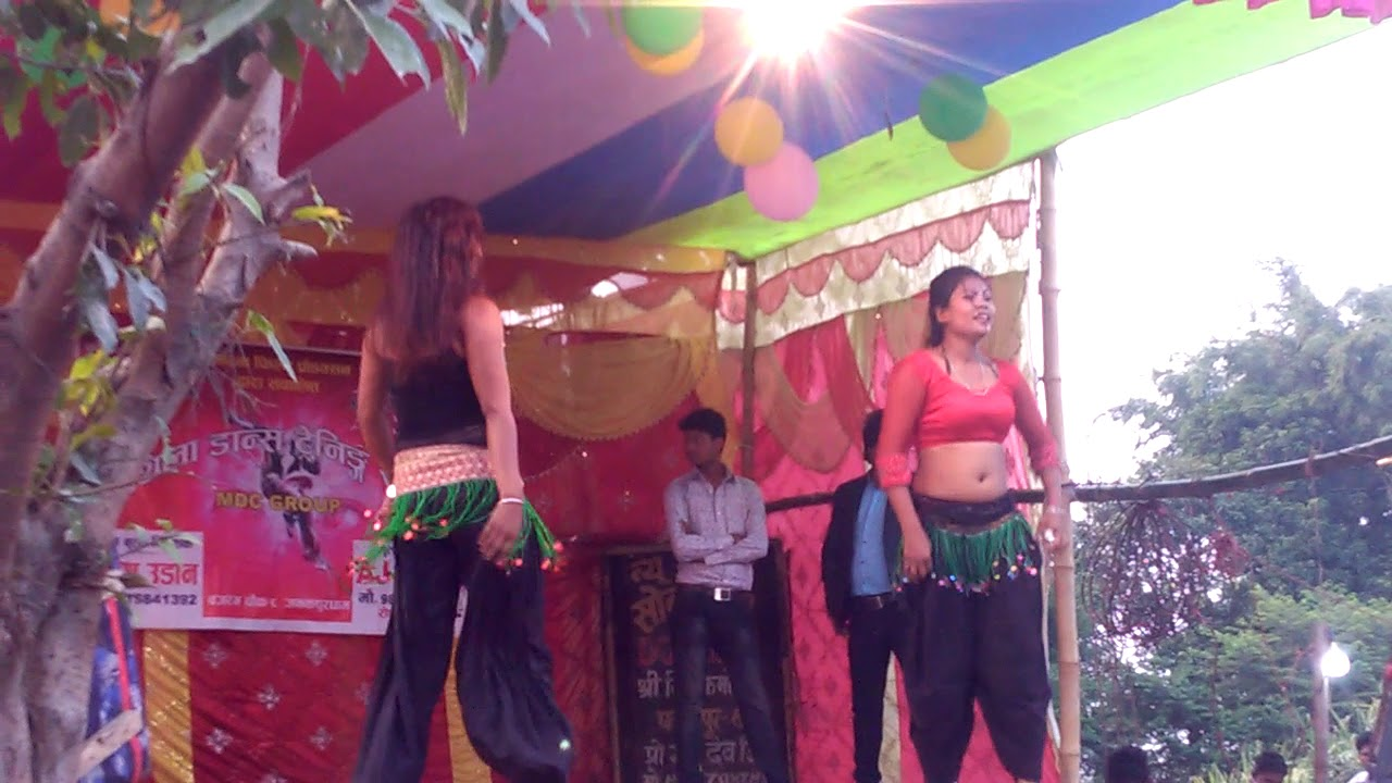 Hot Desi Stage Dance - Youtube-7046