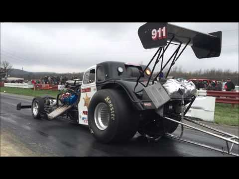 Extreme Pursuit Blown Altered Eastside Speedway 2016