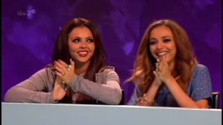 Little mix : celebrity juice 2013 pt. 2