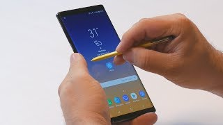 GALAXY NOTE 9: UNBOXING, HANDS ON E MODO DEX!