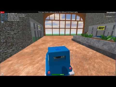ROBLOX Road Test: Peel P50 - YouTube