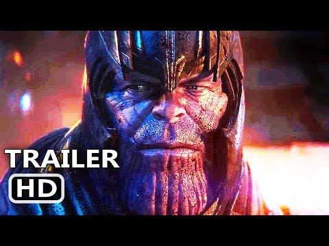 """Play AVENGERS ENDGAME """"Thanos is ready to Fight"""" Trailer (2019) Marvel Movie HD"""