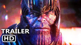 "AVENGERS ENDGAME ""Thanos is ready to Fight"" Trailer (2019) Marvel Movie HD"