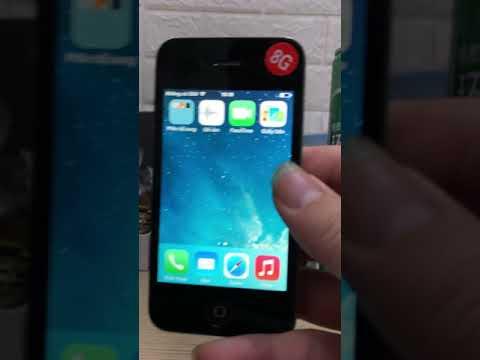 Hướng dẫn tải ứng dụng trên iphone 4