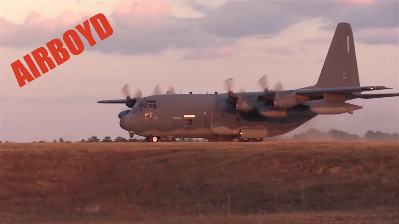 c130 landing strip