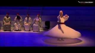 Noureddine Khourchid et les Derviches Tourneurs de Damas clip1