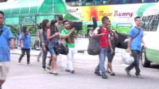 Malaysia Tuingo Association (MTA) Day, 2014- Tuingo Khawpui