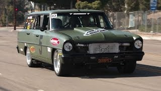 1966 Nova Wagon: TAPOUT Terror - /BIG MUSCLE