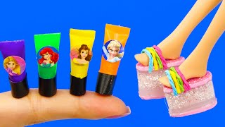 28 DIY BARBIE IDEAS ~ Miniatur…