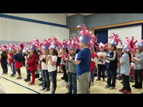 Fort Allen Elementary School Veterans Day Program