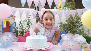 Maria Clara e seu ANIVERSÁRIO SURPRESA de 11 anos (Happy Birthday Surprise Party) MC Divertida