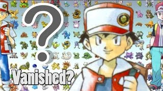 Pokemon Theory: Why Did Red Vanish (Redone)