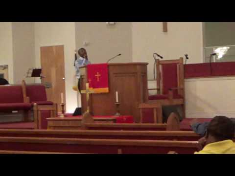 New Waves of Joy Youth Revival Night 2- Part 4 Jared Sawyer Jr