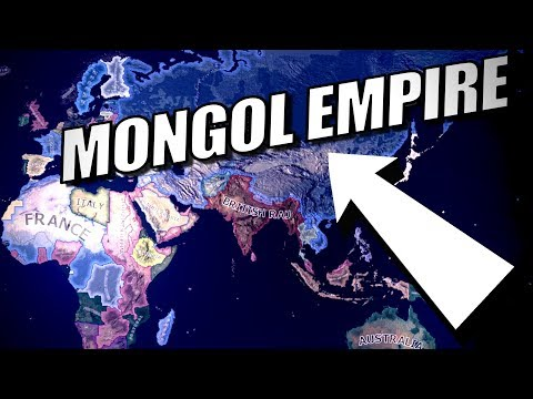 Mongolia Fully Restored! (Mongol Empire 1936) | Hearts of Iron 4 [HOI4]