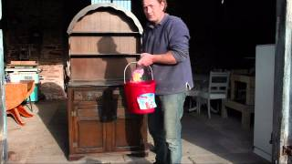 How To Shabby Chic Furniture Welsh Dresser Part 1 Preparation Tutorial Guide