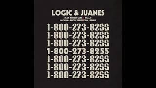 Logic  Juanes ft Alessia Cara  Khalid   1 800 273 8255 Official Audio