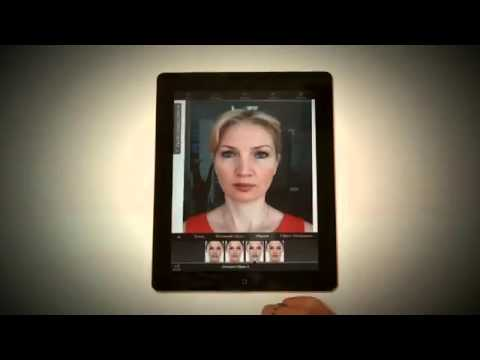 Виртуальный макияж для смартфонов и планшетов