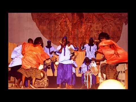 Fatou Thiam SAMB Et Le Ballet National Du Sénégal