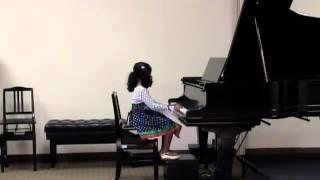 Rhea Maddukuri plays Lightly Row