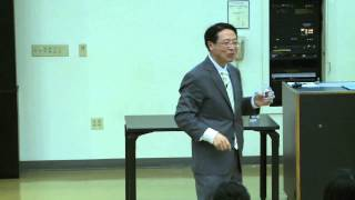 2014 Albert W Johnson Lecture - Samuel Shen Thumbnail