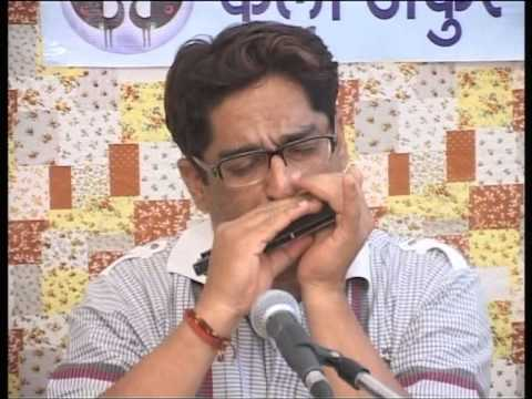 Ay dil mujhe bata de - Harmonica - Ajay Vijh - Kala Ankur Academy Ajmer
